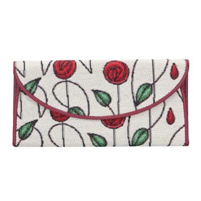 envelop portemonnee Simple Rose