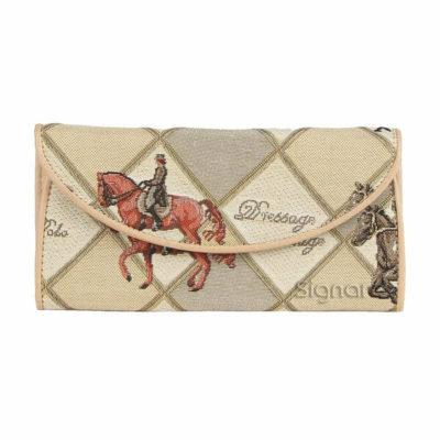 Portemonnee envelop Paardensport Equestrian