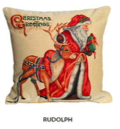 Kussenhoes Rudolph