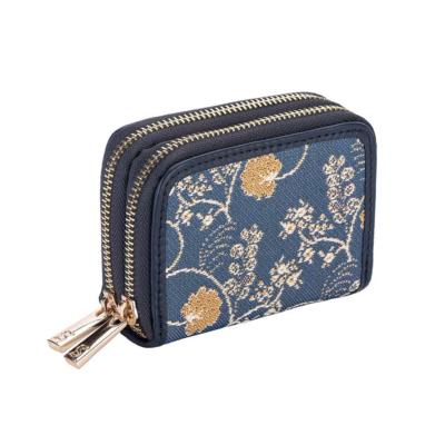 Portemonnee Credit Card Houder Austen Blue