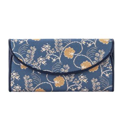 Portemonnee envelop Austen Blue ( Jane Austen)