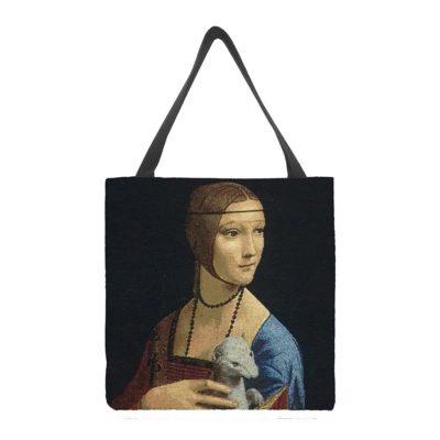 De dame met de Hermelijn - Leonardo Da Vinci