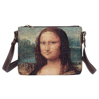 Schoudertas Mona Lisa