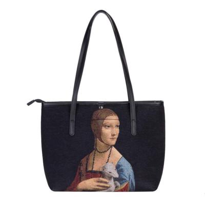 De dame met de hermelijn (Leonardo da Vinci)