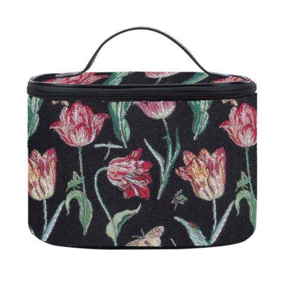 Toilettas Tulip black - Jacob Marrel