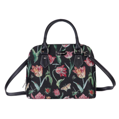 Handtas Marrel's Tulip Black