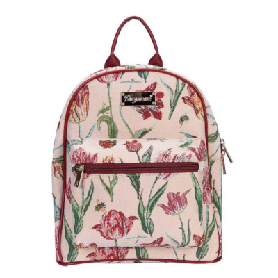 Daypack rugtas – Jacob Marrel – Tulp wit