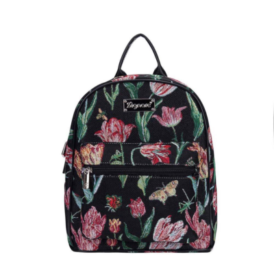Daypack rugtas – Jacob Marrel – Tulp zwart