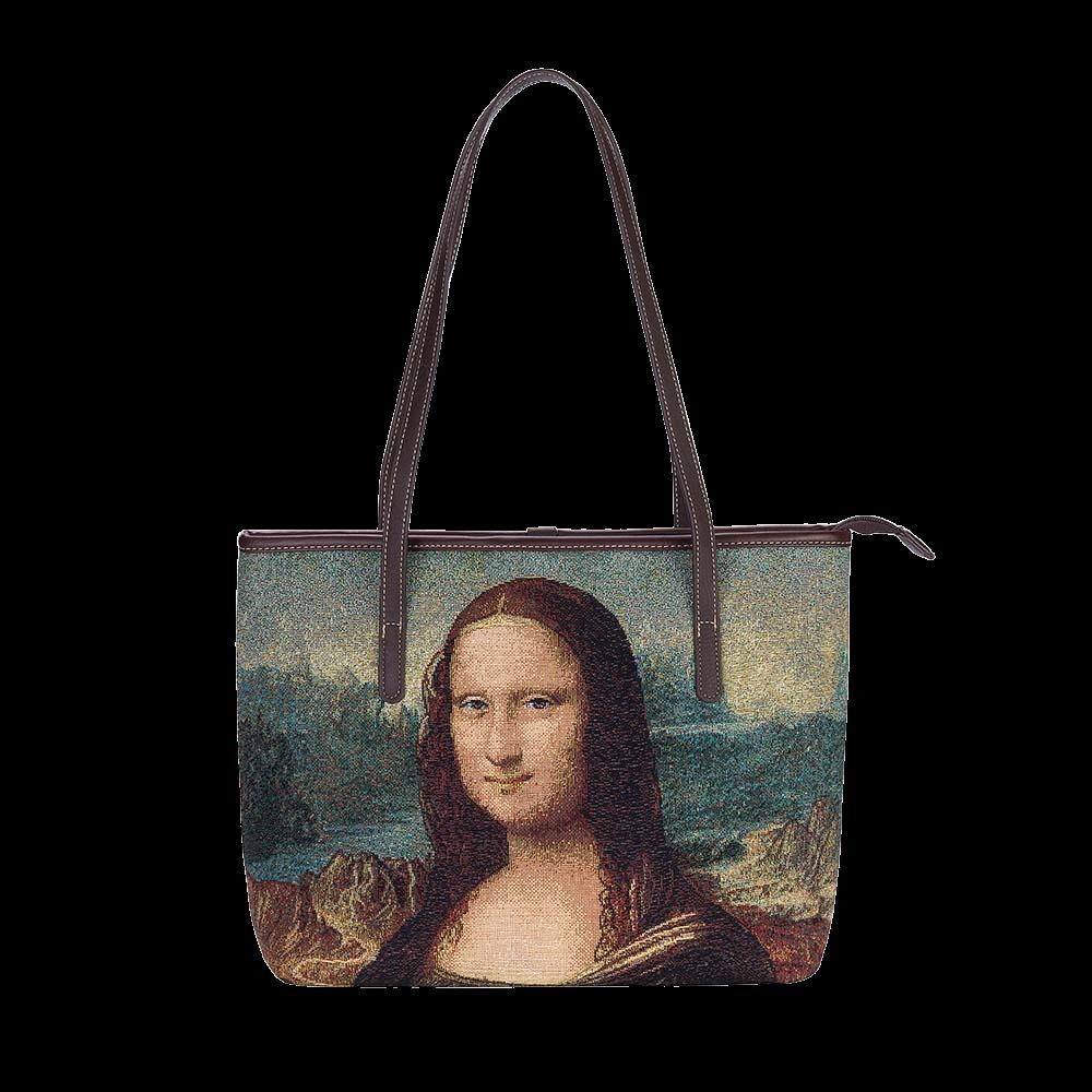 Gobelin Draagtas Mona Lisa