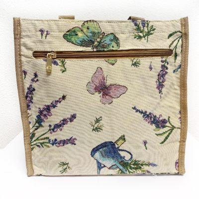 lavendel / vlinder