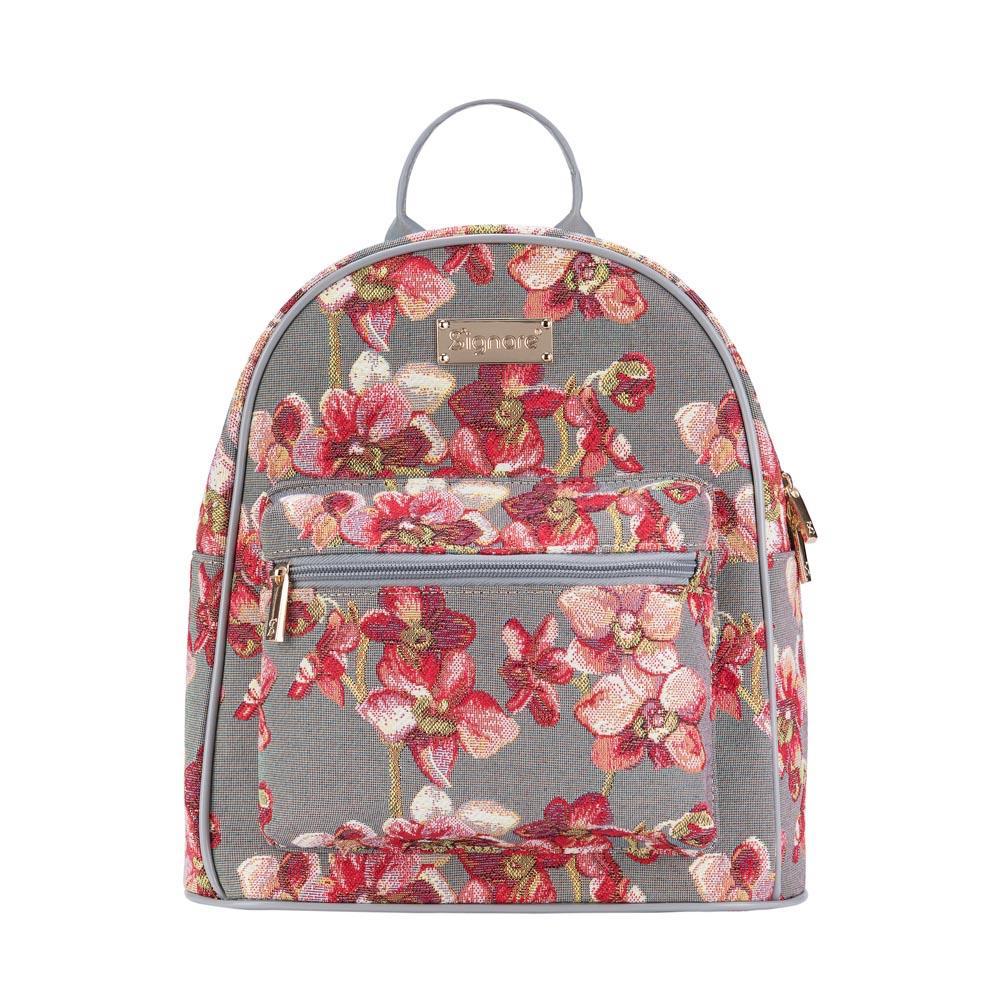 Daypack rugtas – Orchidee