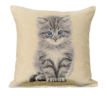 Kussenhoes - Kat - Kitten