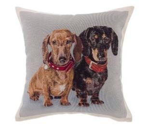 Kussenhoes - Teckel - Dachshund - Hond
