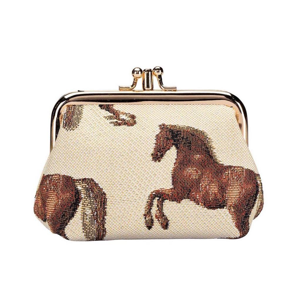 Portemonnee klip – Whistlejacket – paarden – George Stubbs