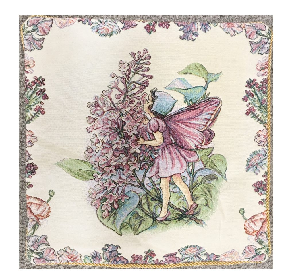 Kussenhoes – Flower Fairy